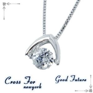 クロスフォー ニューヨーク Good Future ネックレス レディース NYP-533【送料無料】