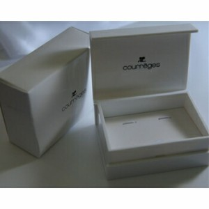 Courreges クレージュ カフス coucc6011 ギフトBOX付き