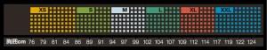 SKINS(スキンズ) A400 メンズロングスリーブトップ K32001005D 【カラー】ブラック×ブラック 【サイズ】L【送料無料】