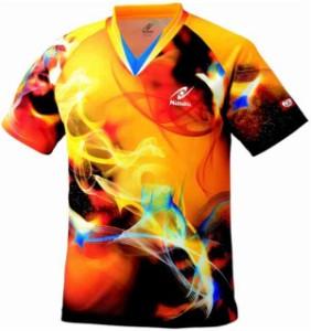 ニッタク(Nittaku) ニッタク スカイマジカルシャツ NW2162 【カラー】イエロー 【サイズ】2XO