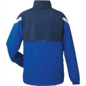 GOSEN(ゴーセン) ウィンドウォーマージャケット Y1608 【カラー】ロイヤルブルー 【サイズ】SS