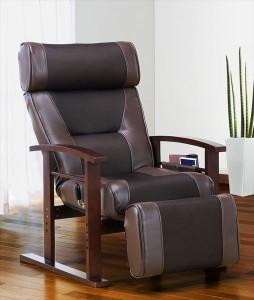 ヘッド&フット付きリクライニング高座椅子  SP-253LV(代引不可)【送料無料】