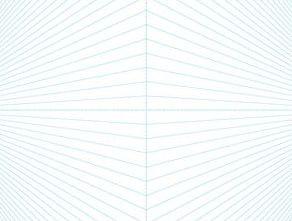 二点透視シ-トA4 (10枚組) 13142
