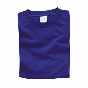 カラーTシャツ S 032 ロイヤルブルー 38701