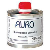 """AUROフロアー用ワックス(500ml) / 天然原料100%合成界面活性剤不使用。"""