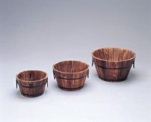 アイリスオーヤマ 焼杉メッシュプランター浅型 木製プランター 焼杉 YMA-300(代引き不可)