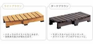 ベンチ 木製 屋外 デッキ 縁台 木製 デッキ縁台ステップ 踏み台 チェア 階段 ウッドデッキ風 縁側 本格的 DIY 木製 天然木(代引不可)【送