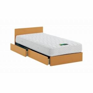 ASLEEP アスリープ ベッドフレーム ロイヤルサイズ チボー FYAH3DDC ナチュラル 引出し付き アイシン精機 ベッド