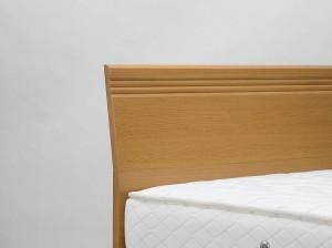 ASLEEP アスリープ ベッドフレーム キングサイズ チボー FYAP4BDC ダークブラウン 脚付き アイシン精機 ベッド