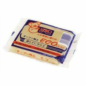 オーブン陶土 エコ 400G 27045