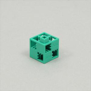 ARTECブロック 基本四角 100P 緑 77850