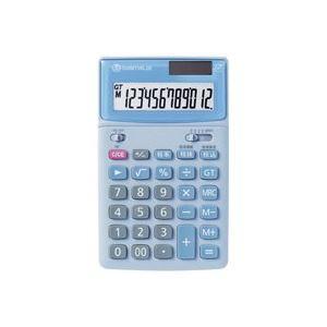 (まとめ買い)ジョインテックス 中型電卓 K041J 【×4セット】