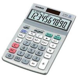 (まとめ買い)カシオ CASIO 電卓 JF-100GT-N 【×2セット】