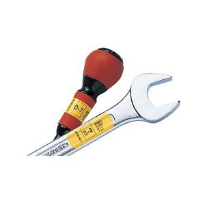 (まとめ) キングジム テプラ PRO テープカートリッジ 強粘着 9mm 透明/黒文字 ST9KW 1個 【×5セット】