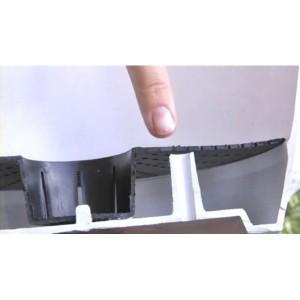 アートストーン ラウンド 17cm  ピンク 4個入り /底面給水型植木鉢(底栓付)