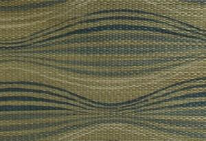 純国産 捺染返し い草座布団 『いぶき 2枚組』 ベージュ 約55×55cm×2P(代引不可)【送料無料】