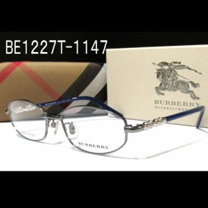 BURBERRY バーバリー 眼鏡フレーム BE1227T 1147【新品】1点【送料無料】