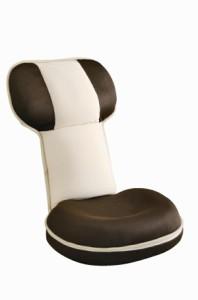 ラクラクコアラ座椅子 座椅子 座いす リクライニング チェア チェアー 1人掛け ソファー ソファ 座イス(代引不可)【送料無料】