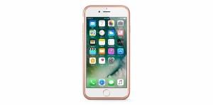 ベルキ iPhone7Plus用ケー AirProtect SheerForce Cas fo iPhon  Plu ローズゴールド F8W809BTC03