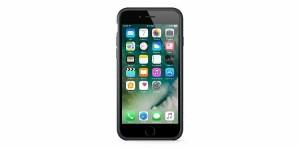 ベルキ iPhone7Plus用ケー AirProtect SheerForce Cas fo iPhon  Plu マットブラック F8W809BTC04