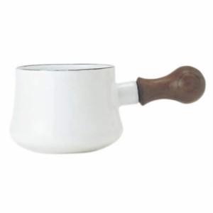 DANSK (ダンスク) ホーロー鍋シリーズ ビストロ バターウォーマー 白 520030