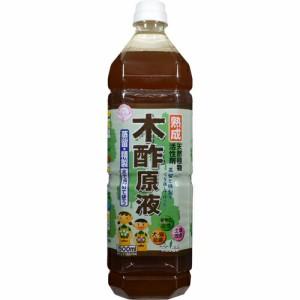 """""""トヨチュー 熟成 木酢原液 1.5L P06Dec14"""""""