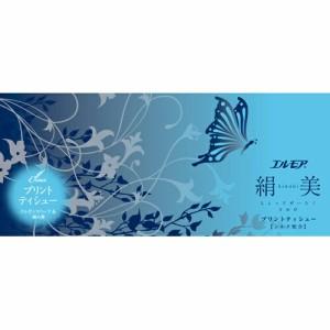 """""""エルモア 絹美 スタイリッシュブルー 400枚(200組) カミ商事 P06Dec14"""""""