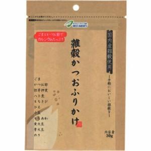 """""""雑穀かつおふりかけ 30g ベストアメニティ P06Dec14"""""""