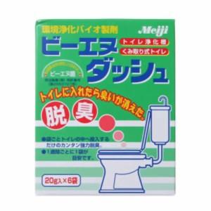 ビーエヌダッシュ トイレ浄化槽用 20g×6袋 協栄販売