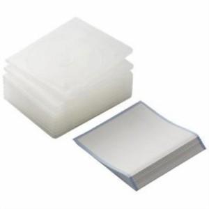 エレコム ブルーレイディスクケース 1枚収納 スリムタイプ 10枚セット クリア CCD-BLUS110CR【RCP】