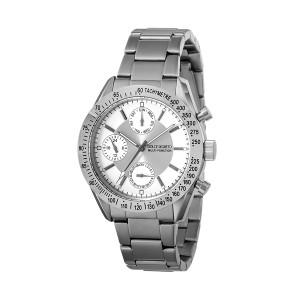 ドルチェ セグレート DOLCE SEGRETO クオーツ メンズ 腕時計 時計 MSM101SV シルバー