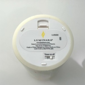 ルミナラ LUMINARA LEDキャンドル ピラー LM202 Mサイズ【HLS_DU】【送料無料】