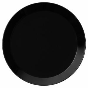 iittala イッタラ Teema プレート ブラック 26cm