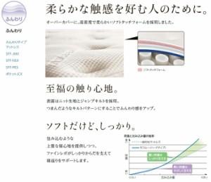 ASLEEP アスリープ ファインレボプライムマットレス シングルロングサイズ NSソフト F2626MS アイシン精機 マットレス ファインレボ