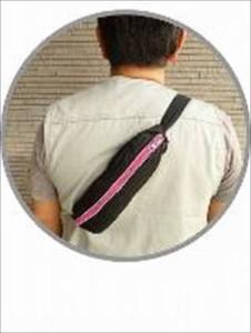 ボディバッグ フィット ボディバッグ フィット(ブラック)/36点入り(代引き不可)【送料無料】