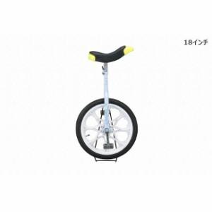 Raychell レイチェル 一輪車 一輪車 1H-18R ブルー(代引不可)【送料無料】