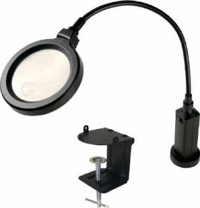 エンジニア LEDライトルーペ【SL-22】(光学・精密測定機器・拡大鏡)