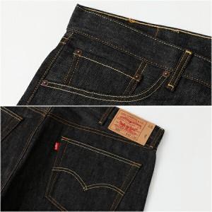 LEVI'S 501 DENIM PANT / リーバイス 501 デニム パンツ ジーパン 【ビックサイズ】(BLACK / ブラック)