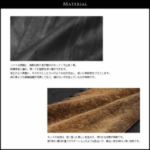 キッドWフェイスコート2014Newcollection新作ダブルフェイス一枚革mouton防寒旅行ブランド母の日ギフト(No.5460)