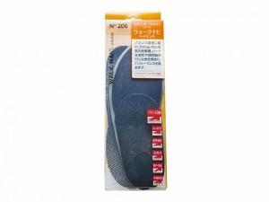 インソール 中敷き メンズ レディース ウォークナビ ハイキング L コンフォートラボ 206