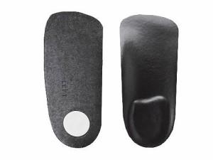インソール 中敷き メンズ レディース バランスナビ 3/4 プロアーチ S コンフォートラボ 104