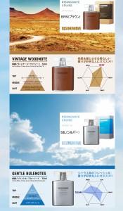 SALE Fits【フィッツ】ライジング ウェーブ クルーズ (50ml) /全3タイプ trend_d メンズ ビター系【MC】