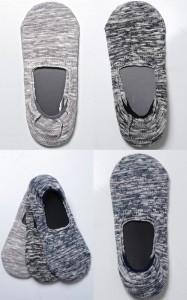 SB Select Healthknit 3P杢カラー ソックス (靴下3枚セット)/83(A) メンズ [POUP]