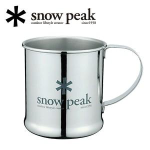 スノーピーク snowpeak マグカップ/ステンレスマグカップ/E-010R 【SP-TLWR】