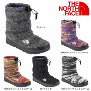 nfw51583 【THE NORTH FACE/ザノースフェイス】ブーツ/ヌプシブーティウールラックス (レディース)/NFW51583