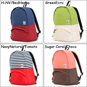 ch60-0912a【CHUMS/チャムス】マリポサデイパックスウェットナイロン Mariposa Day Pack Sweet Nylon/CH60-0912