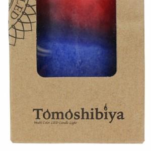 Tomoshibiya/トモシビヤ キャンドル/LEDキャンドル Tomoshibiya 12cm  フェイクキャンドル LED キャンドルライト 電子キャンドル
