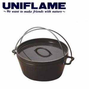ユニフレーム UNIFLAME ダッチオーブンスーパーディープ 10インチ/660973 【UNI-DTOV】