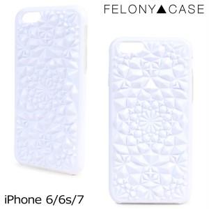フェロニーケース Felony Case iPhone7 6 6s ケース スマホ iPhoneケース アイフォン アイフォーン レディース ホワイト
