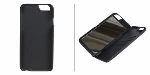 Velvet Caviar ヴェルヴェット キャビア iPhone7 6 6s ケース スマホ IPHONE MIRROR & WALLET CASE BLACK レディース